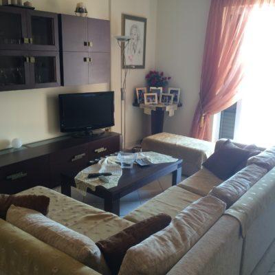 Πωλείται νεόδμητο διαμέρισμα τριάρι 80 τ.μ, πλησίον Κύπρου.