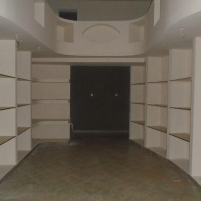 Ενοικιάζεται ισόγειο κατάστημα, στο κέντρο της πόλης.