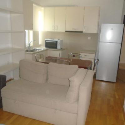 Ενοικιάζεται επιπλωμένο δυάρι διαμέρισμα, στα Καμένα Βούρλα.