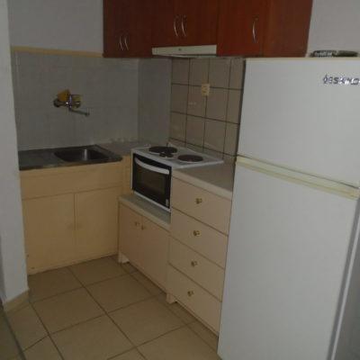 Ενοικιάζεται δυάρι διαμέρισμα, στο κέντρο.