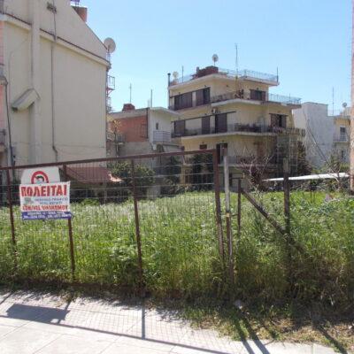 Πωλείται οικόπεδο, επί της οδού Κύπρου.